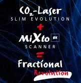 mixto fractional co2-laser